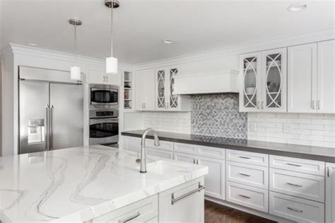 new cabinets and countertops cost cost to install slab countertop estimates and prices at fixr