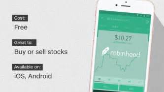Robinhood - 10 best investing apps and websites - CNNMoney