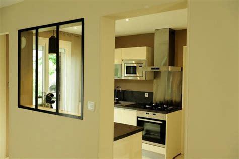verriere interieur cuisine cuisine avec verrière d 39 intérieure verrière d 39 intérieure