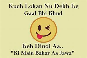 Punjabi Funny W... Whatsapp Jokes Quotes