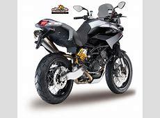 New Italian sport adventure motorcycles for 2008 Helmet