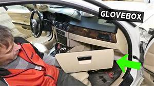 How To Remove And Replace Glove Box On Bmw E90 E92 E91 E93