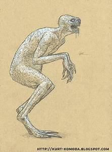 Drawing is Neat: Ghastly Ghouly : H.P. Lovecraft's Ghouls ...