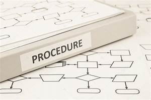 Procedure Process Concept For Work Instruction  U2014 Stock