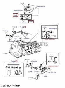 Oem Motorcraft Turbine Shaft Speed Sensor Ford F250 F350