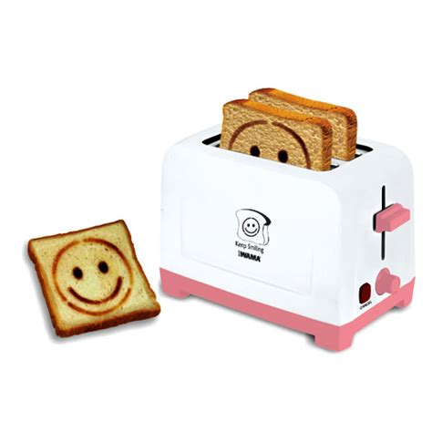 Cheapest Pop Up Toaster by Buy Wama Smiley Pop Up Toaster Wmto 09 At Best