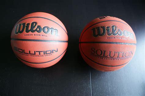 review wilson solution basketball arinium blog