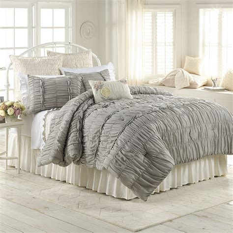 lc lauren conrad  kohls sophia bedding set home