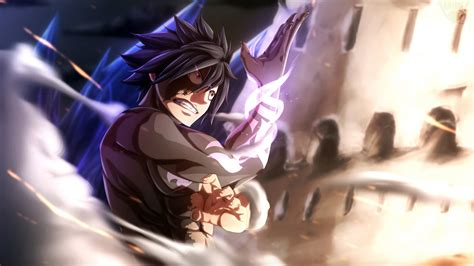 gray fullbuster   hd fairy tail wallpaper