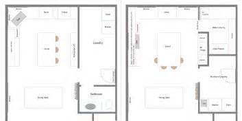 all the laundry room plans chris - House Plans With Open Kitchen