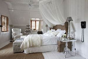 Deco Chambre Blanche : d co du blanc pour une chambre zen o on dort bien ~ Zukunftsfamilie.com Idées de Décoration