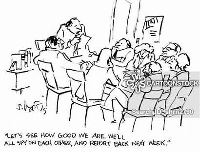 Espionage Industrial Cartoon Cartoons Corporate Spy Cartoonstock