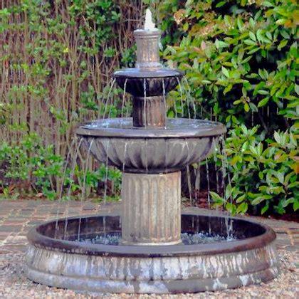 Springbrunnen Gartenbrunnen  Bildergalerie Brunnen