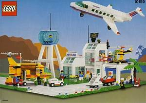 LEGO 10159 City Airport The Brick News