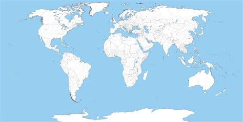 world map  subdivisions qbam blank  ashtagon dcl