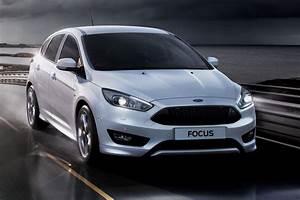 Ford Focus St Line Occasion : ford focus st line met 182 pk ~ Medecine-chirurgie-esthetiques.com Avis de Voitures