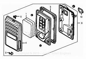 Generac 389cc Parts Diagram For Air Cleaner