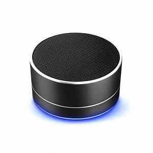 Mp3 Mit Bluetooth : bluetooth lautsprecher mobil mit mp3 wiedergabe schwarz ~ Jslefanu.com Haus und Dekorationen