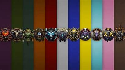 Wow Warcraft Class Rogue Crest Wallpapers 1440p