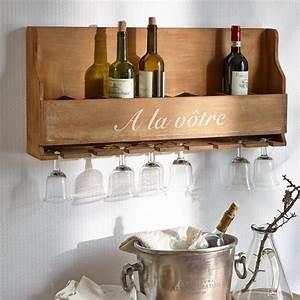 étagère à Bouteilles : tag re bouteilles de vin la v tre loberon ~ Teatrodelosmanantiales.com Idées de Décoration