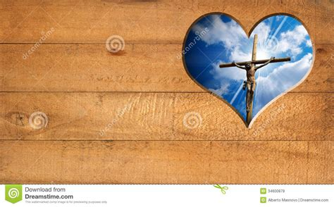 love jesus crucifixion royalty  stock images