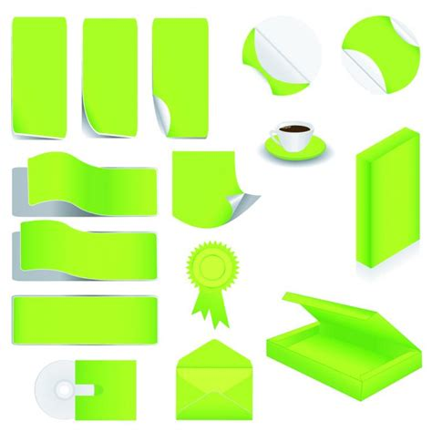 Office Supplies Vector by Office Supplies 4684 Free Eps 4 Vector