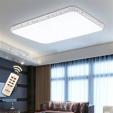 flush mount modern led ceiling lights  living room
