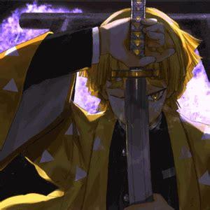 anime demon slayer kimetsu  yaiba agatsuma zenitsu