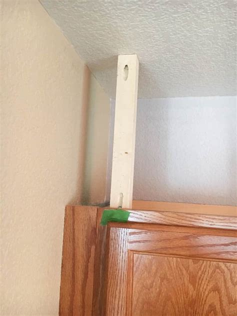 adding height to kitchen cabinets how to easily add height to your kitchen cabinets