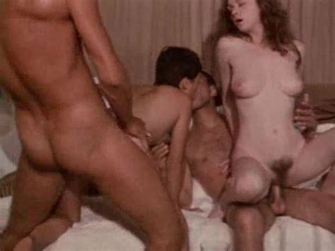 Vintage Group Sex Scene With Hairy Pussies Vintage Porn