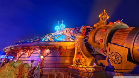 disneyland paris  hd desktop wallpaper   ultra hd