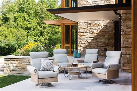 outdoor furniture ideas outdoor patio furniture options and ideas hgtv