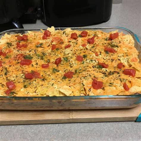Chicken Taco Casserole Recipe | Allrecipes
