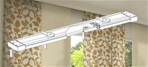rail pour rideau japonais pas cher