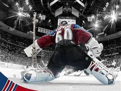 Hockey Hielo Sobre Juegos Portero Rink Calendar