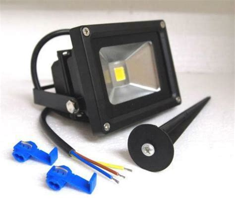 yard stake flood lights flood light stake ebay