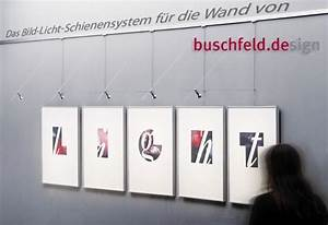 Bilder Für Die Wand : buschfeld lightlight wall bild licht schienensystem f r die wand ~ Markanthonyermac.com Haus und Dekorationen