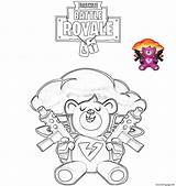 Fortnite Coloring Bomber Pages Battle Royale Brite Printable Info Sheets Cartoon Books Drawings Luigi Eating Clean Adults Simple sketch template