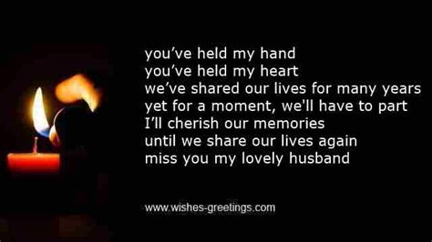 Sympathy Quotes For Loss Of  Ee  Husband Ee   Image Quotes At