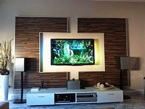Laminat An Die Wand : die besten 25 wohnzimmer tv wand selber bauen ideen auf pinterest selber bauen tv wand tv ~ Frokenaadalensverden.com Haus und Dekorationen