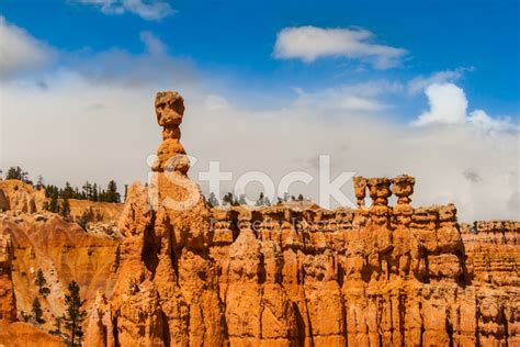thor 39 s hammer in bryce canyon stock photos freeimages com