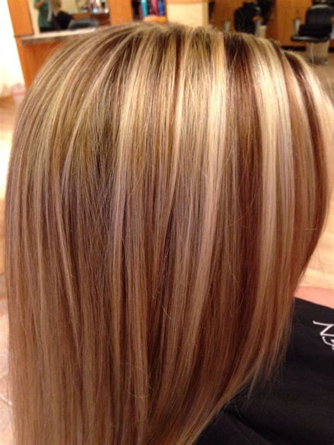 Foils Hairstyles 44 best highlights foils multi tones images on