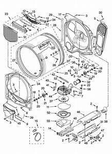 Hi I Have A Kenmore Elite Oasis Dryer  Model 110 6702600 It