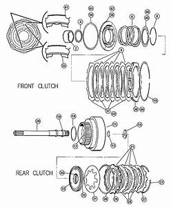 1987 Dodge Dakota Ring  Seal  Input Shaft  Transmission