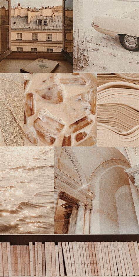 aesthetic beige wallpapers