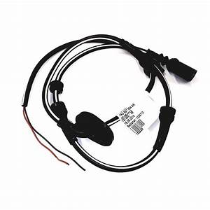 Audi A3 Abs Wheel Speed Sensor Wiring Harness  Suspension