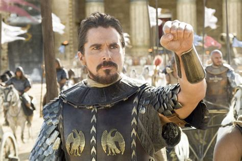 Christian Bale Religious Taunts Show There More