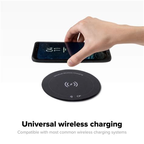 Samsung Galaxy S8 Wireless Charging Battery Case