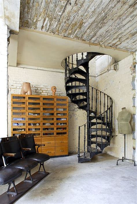 Spirals, Staircases and Stairs on Pinterest