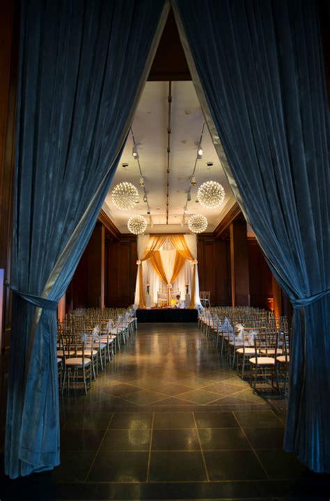 downtown durham wedding   hotel aisle society